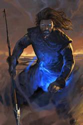Captain Kaladin Stormblessed by Haco1