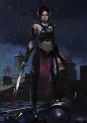Dark Elf by Haco1