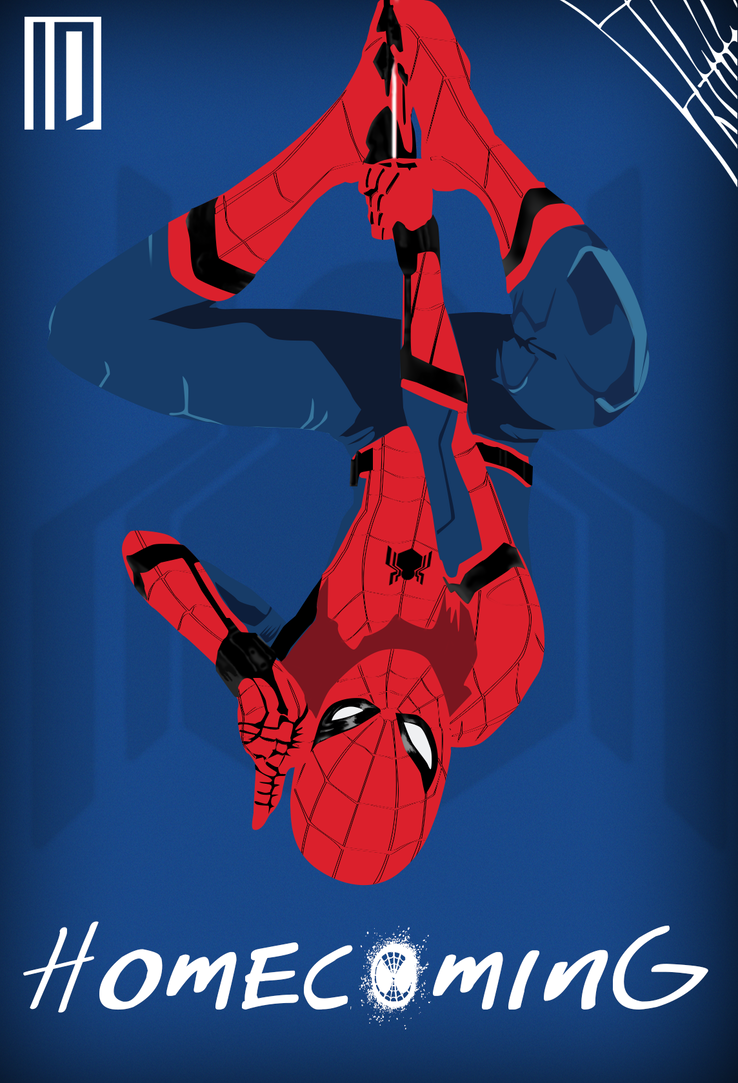 SpiderMan Homecoming Wallpaper by IndividualDesign on DeviantArt