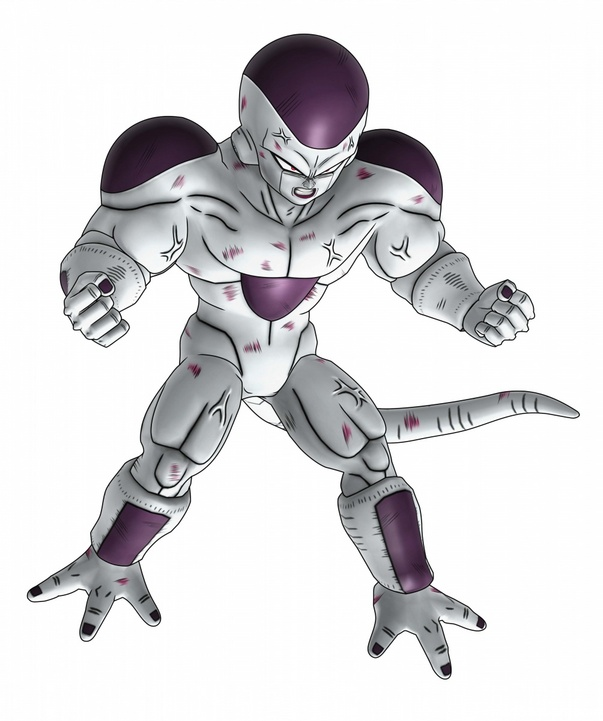 frieza full power by haku-kaguya on DeviantArt