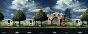 The Burbs by beanhugger