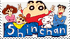 Shin Chan - Whole Family 2 by beanhugger