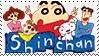 Shin Chan - Whole Family 2 by beanhugger