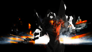 Neon Genesis Evangelion (Battlefield inspired)