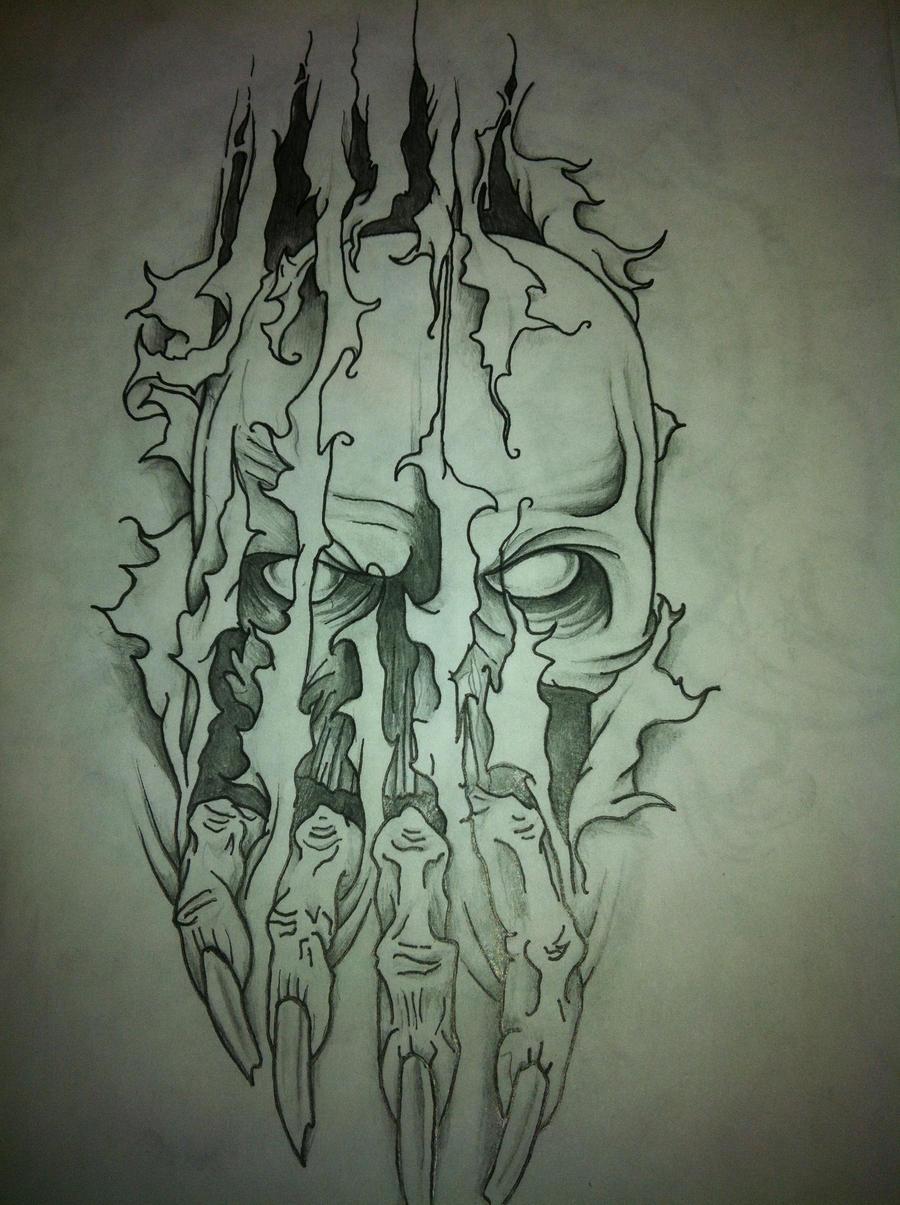 Line Drawing Tattoo Art : Tattoo line drawing by machammac on deviantart