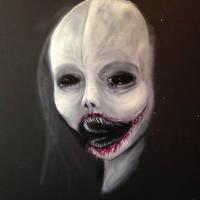 The White Widow by MacHammac