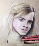 Emma Watson progress sorry not finished
