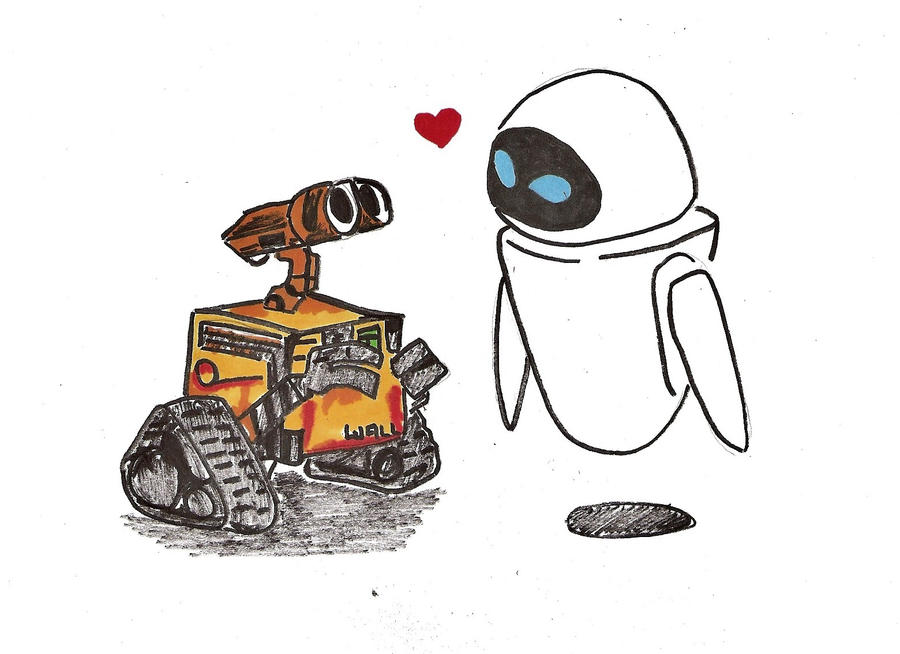WALL-E: WallE in Space wallpaper Click picture for high resolution HD
