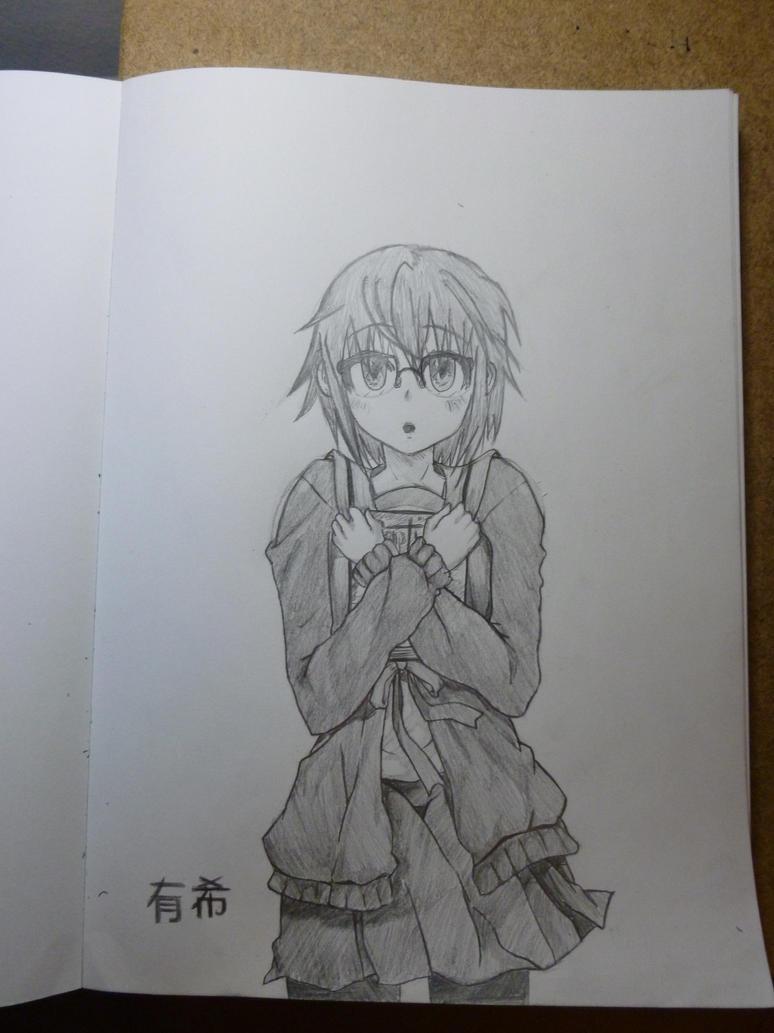 Nagato Yuki by DiegoTomasu
