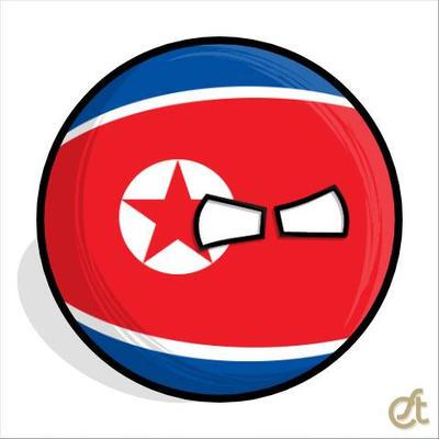 North Korea by chowjuexin on DeviantArt