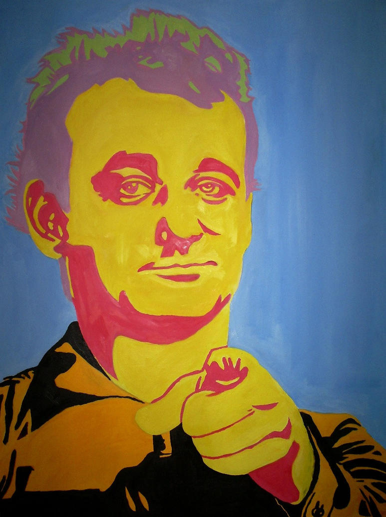 Bill Murray Fan Art
