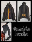 Banette Pokemon hoodie cosplay