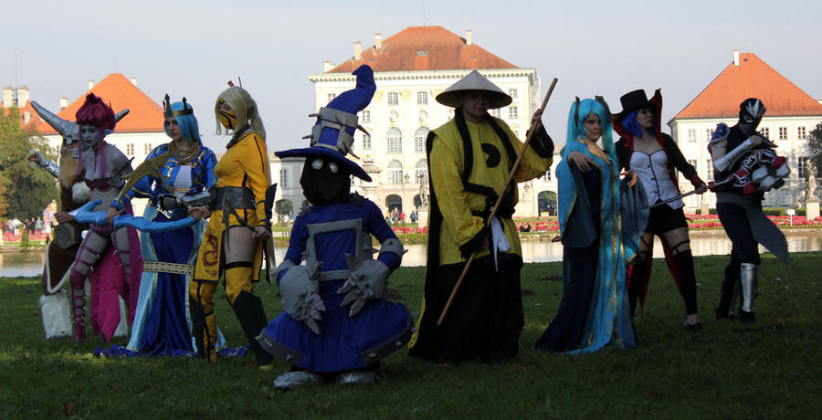 Veigar League Of Legends Cosplay League of Legends Shooting byVeigar Lol Cosplay