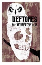 Deftones N.A. Tour 2011