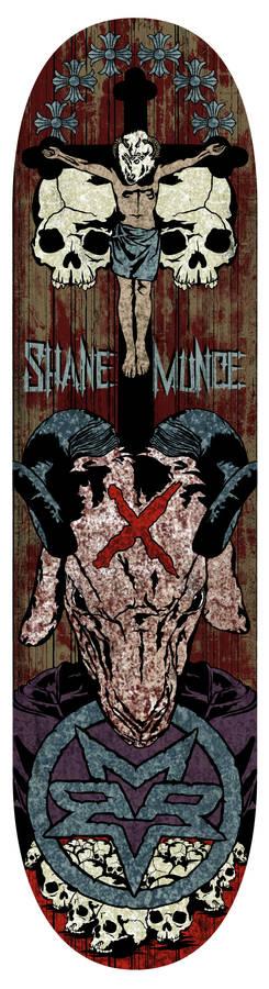 Shane Munce 666Goat model 2011