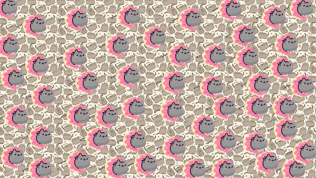 Good Donut Pusheen Wallpaper By Missmangafantage ...