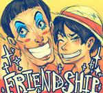 FRIENDSHIP NEVER SINKS