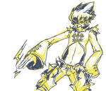 POKEPERSON: LUXRAY