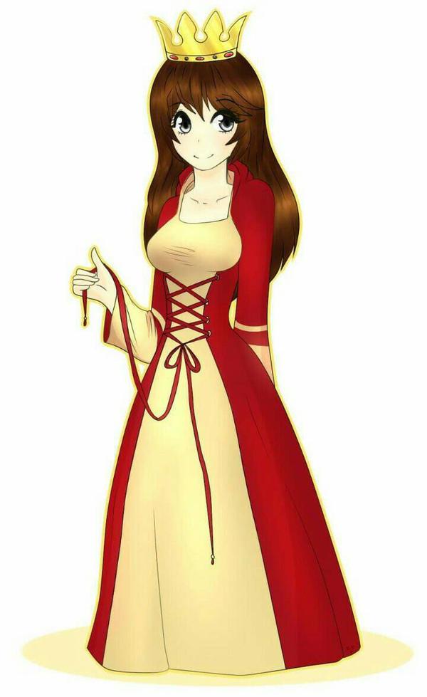 Darkness Princess [OC Creepypasta] by AlexArcade123