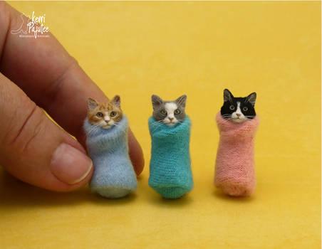 Miniature Purritos