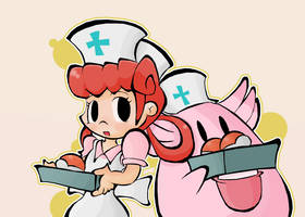 Nurse Joy -request- by Pedrovin