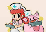 Nurse Joy -request-