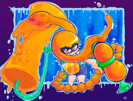 Lil' Inkling by Pedrovin