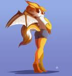 Dragon Girl Alyssa