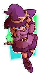 Little Witch Sasha by Pedrovin