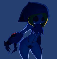 Evil Kittybot by Pedrovin