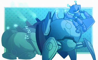Waterdroid Squad by Pedrovin