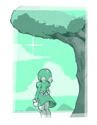 Souldroid Maid Mint - Finale