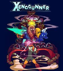 Xenogunner Promo Art