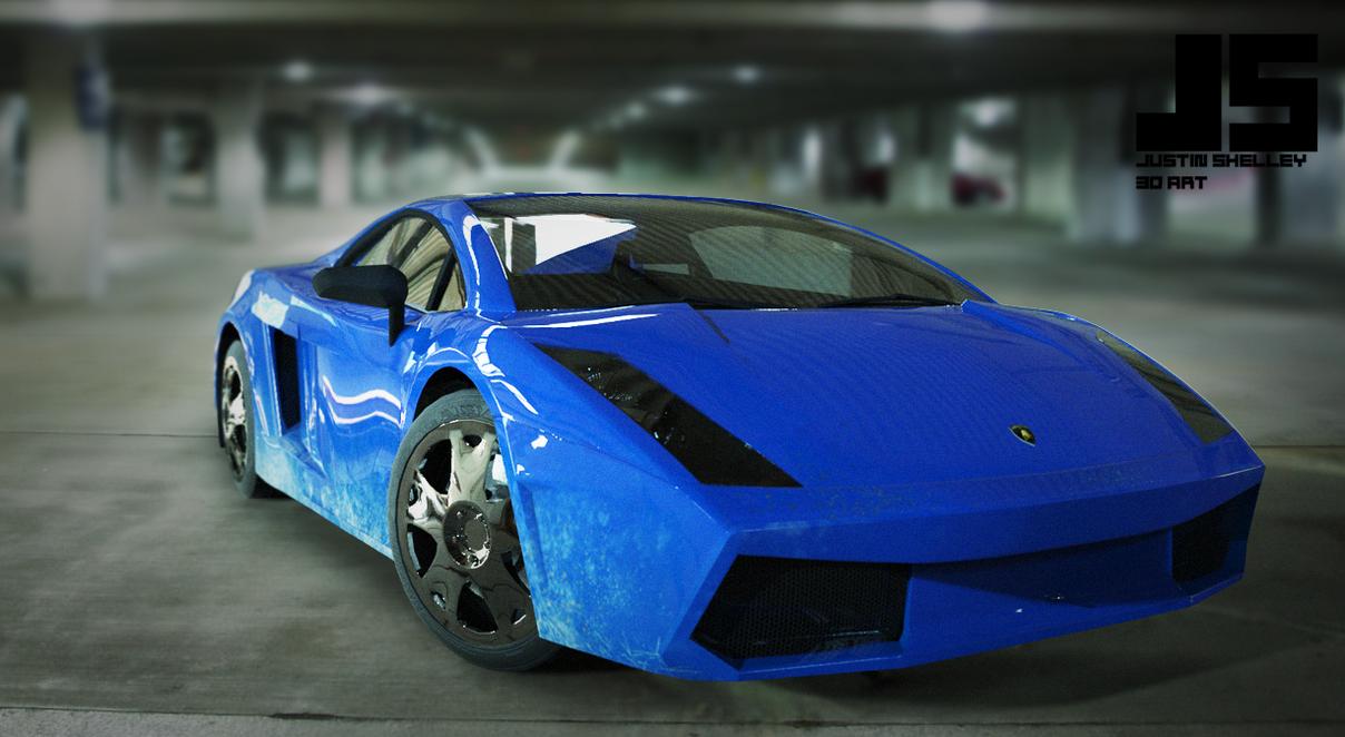 Lamborghini Gallardo 1 by xero11213