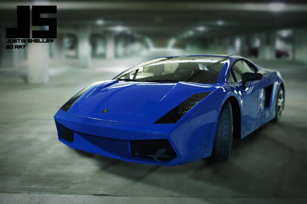 Lamborghini Gallardo 2 by xero11213