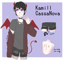 Kamill CassaNova by C-Cream