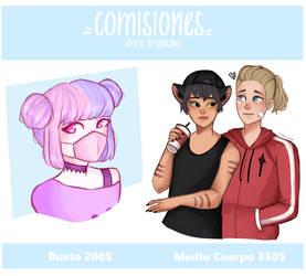 Comisiones Argentina! (Abierto) by C-Cream