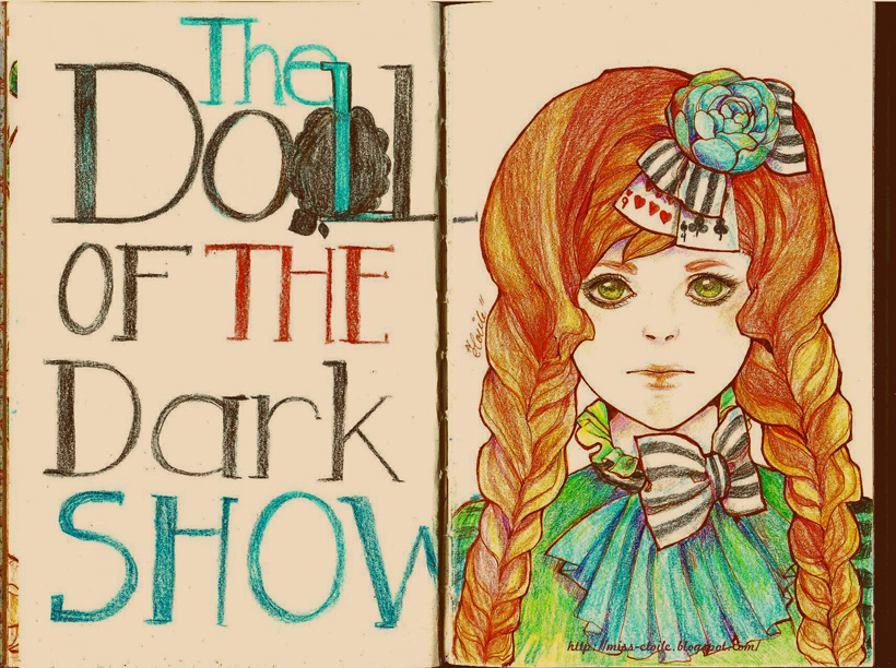 TEG Doll of the dark show by Miss-Etoile