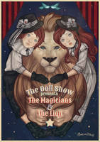 Doll Show and the little magicians by Miss-Etoile