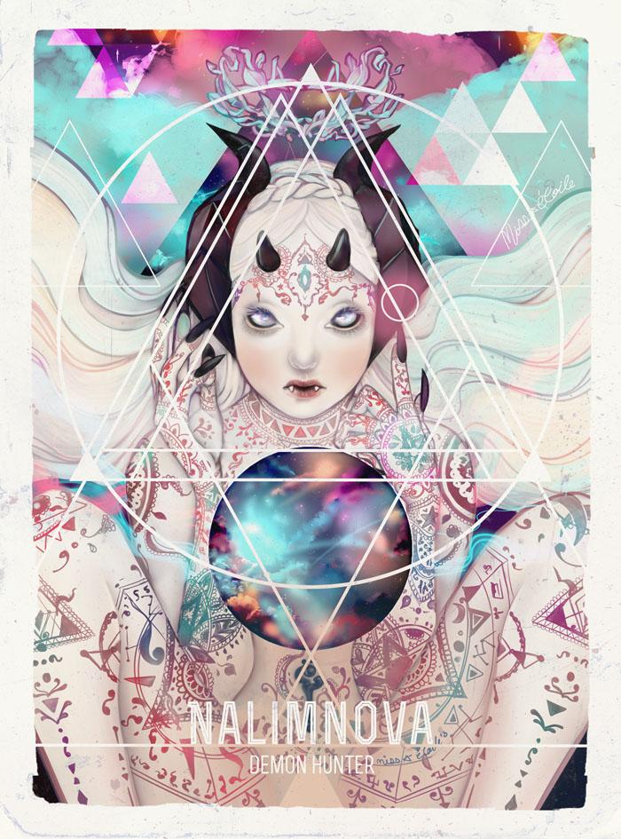 Nalimnova Hunter by Miss-Etoile