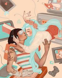 Geeks by Miss-Etoile