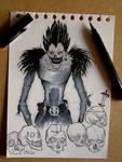 Death Note, Ryuk Shinigami
