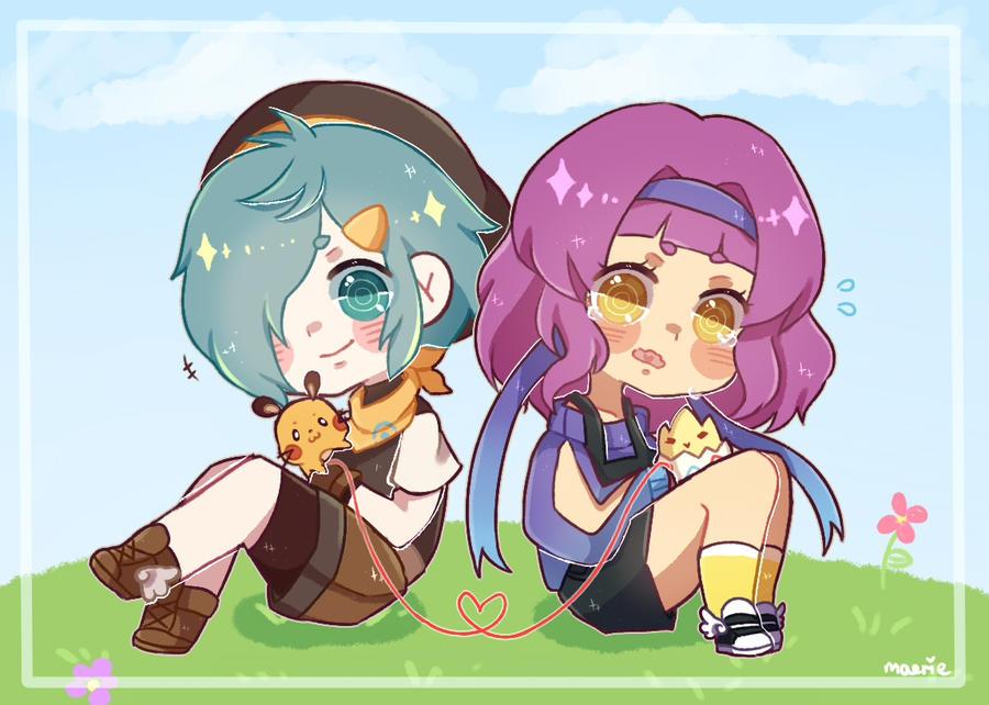 Image Result For Anime Wallpaper Violeta