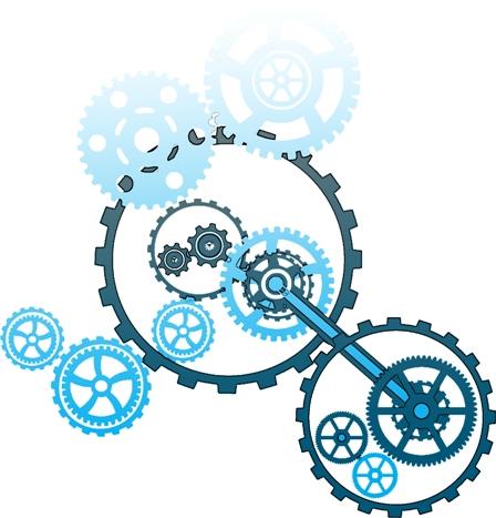 Blue Gear Blue Gear Png The Gears in