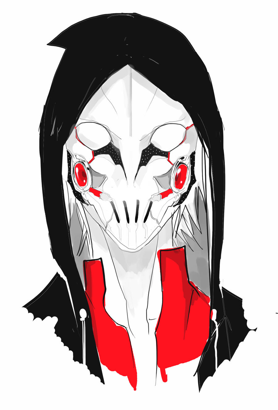 Anime Masks Designs Mask Design