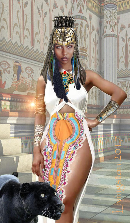 Nubian Princess by llivinez