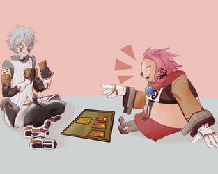 Haseo Just Can't Win by FlockCall
