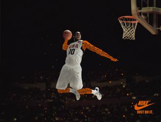 Kobe Bryant Nike ad by SynchronicityGFX