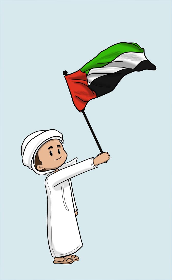 UAE Natinal Day Boy 43 by xuae