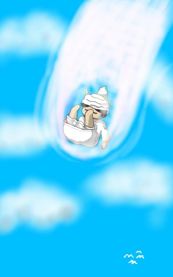 xuae  falling by xuae